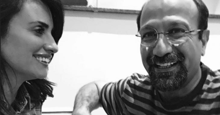 Asghar Farhadi's new film with Penelope Cruz