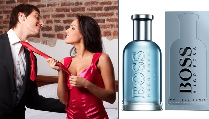 Men's fragrances women are most attracted to