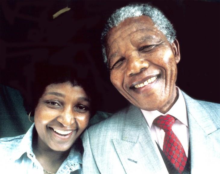 Nelson Mandela's former wife dies