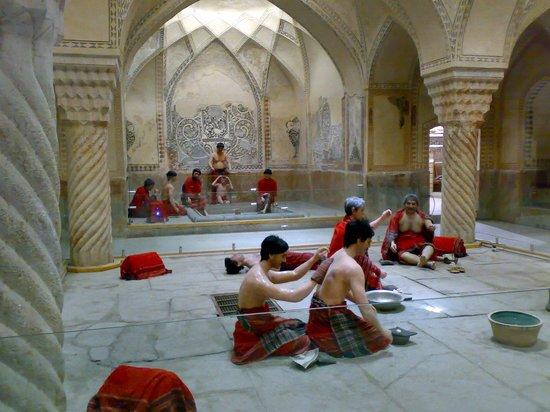 Vakil bath house in Shiraz