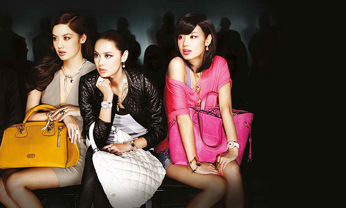 Why the Chinese are obsessed with luxury