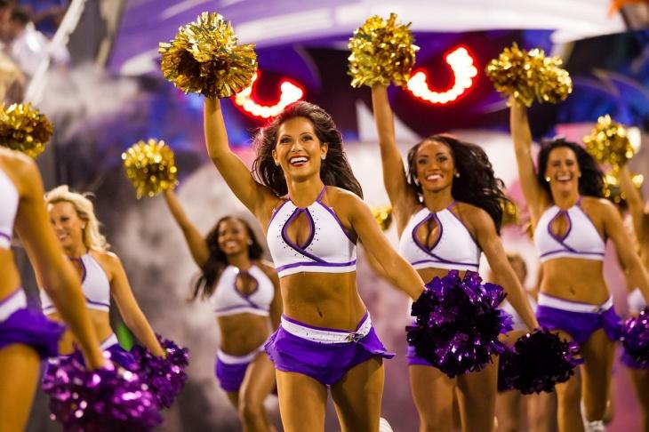 Strict rules of NFL cheerleaders