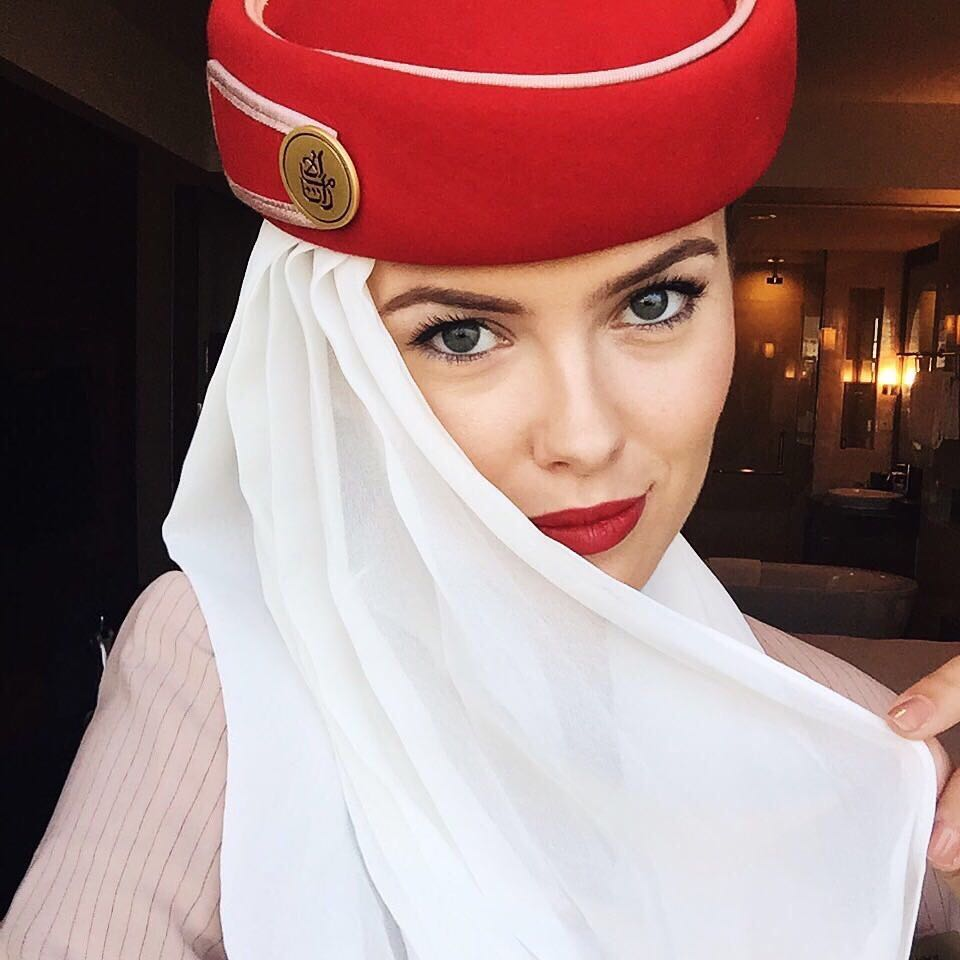 Lifestyle of popular Emirates flight attendant
