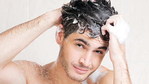 Tips for men's thinning hair