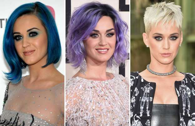 Celebrities who love to change their hair