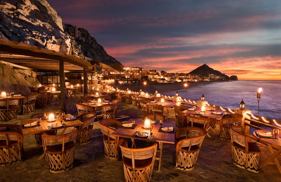 Restaurants with breathtaking views