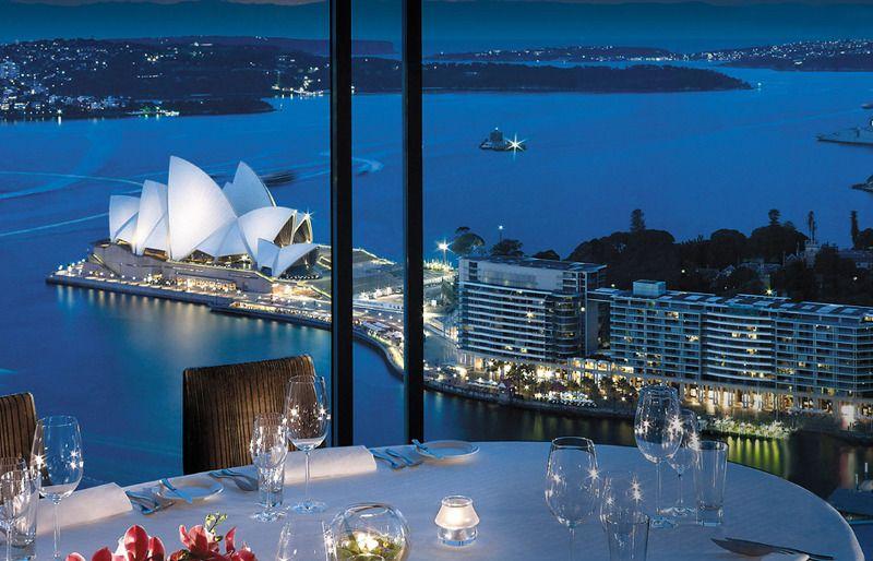Restaurants with breathtaking views