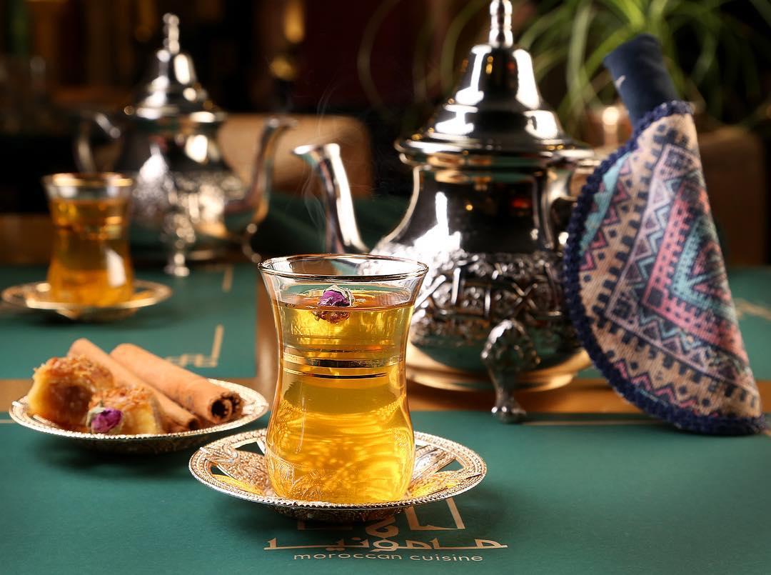 Arabic restaurant in Tehran