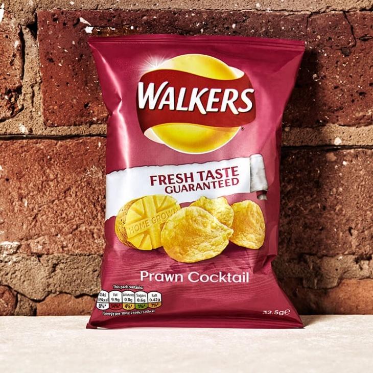 Surprising British food's not found in America