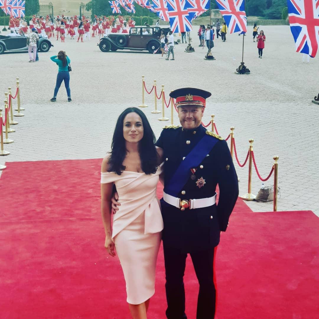 Incredible royal family look-alike
