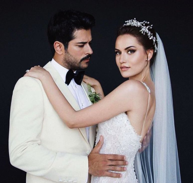 Turkey's most beautiful couple