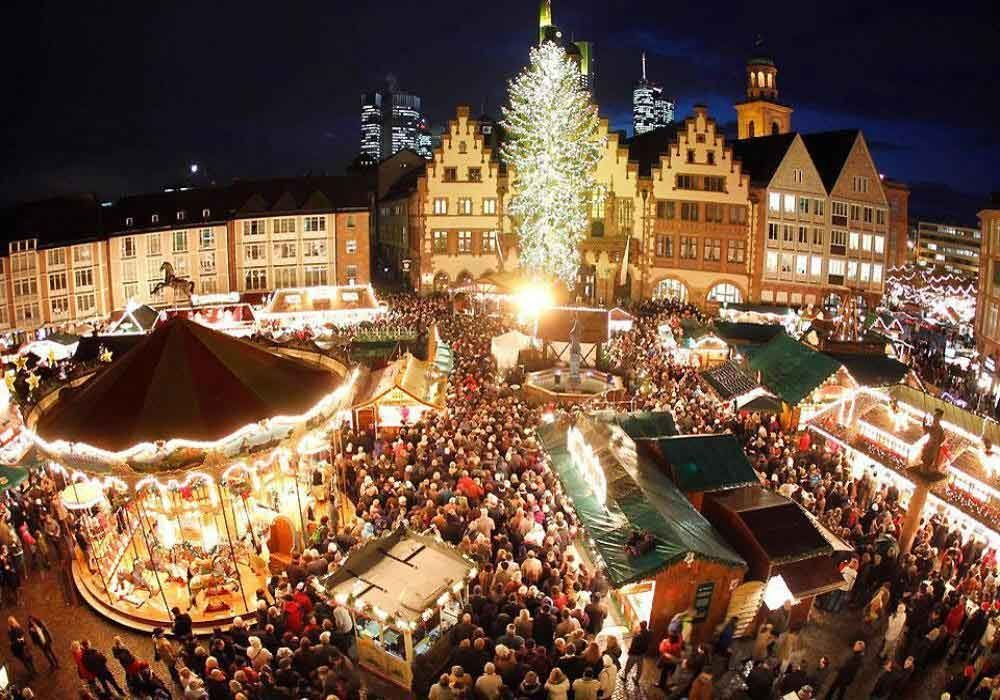 Best European cities for Christmas
