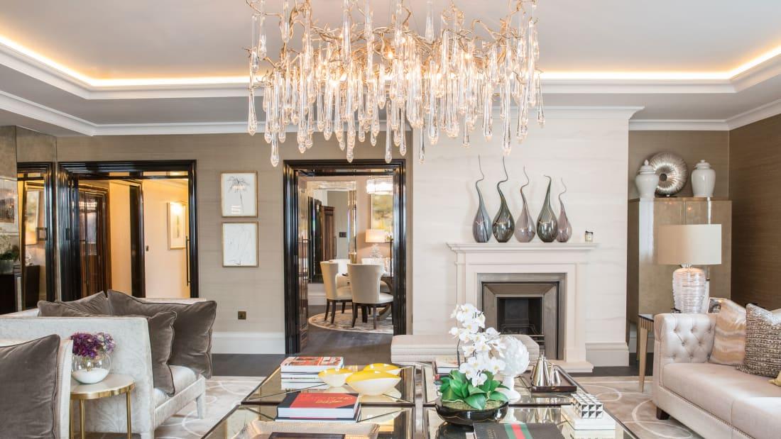 London hotel suite costs $14million
