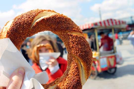 Best Turkish street food