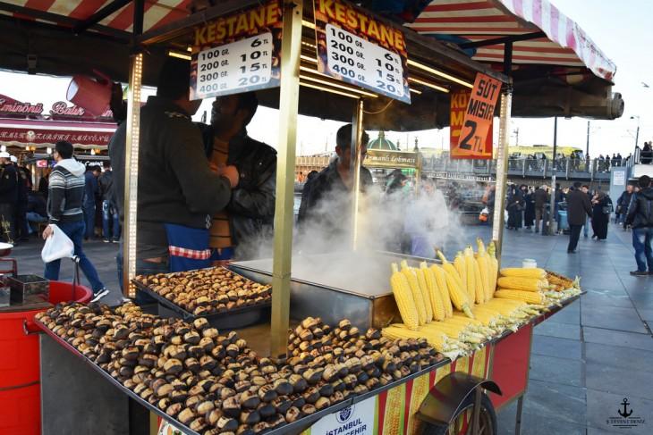 Best Turkish street food