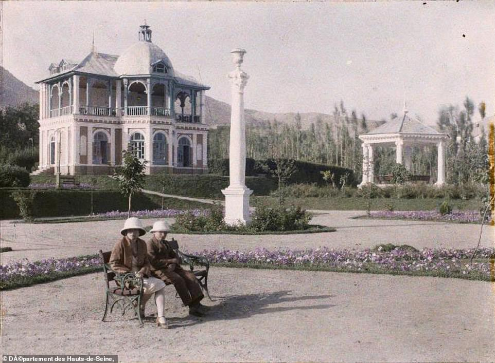 Afghanistan in the late 1920s