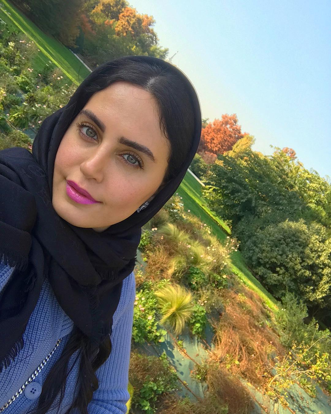 Elnaz Shakerdoost Instagram pictures