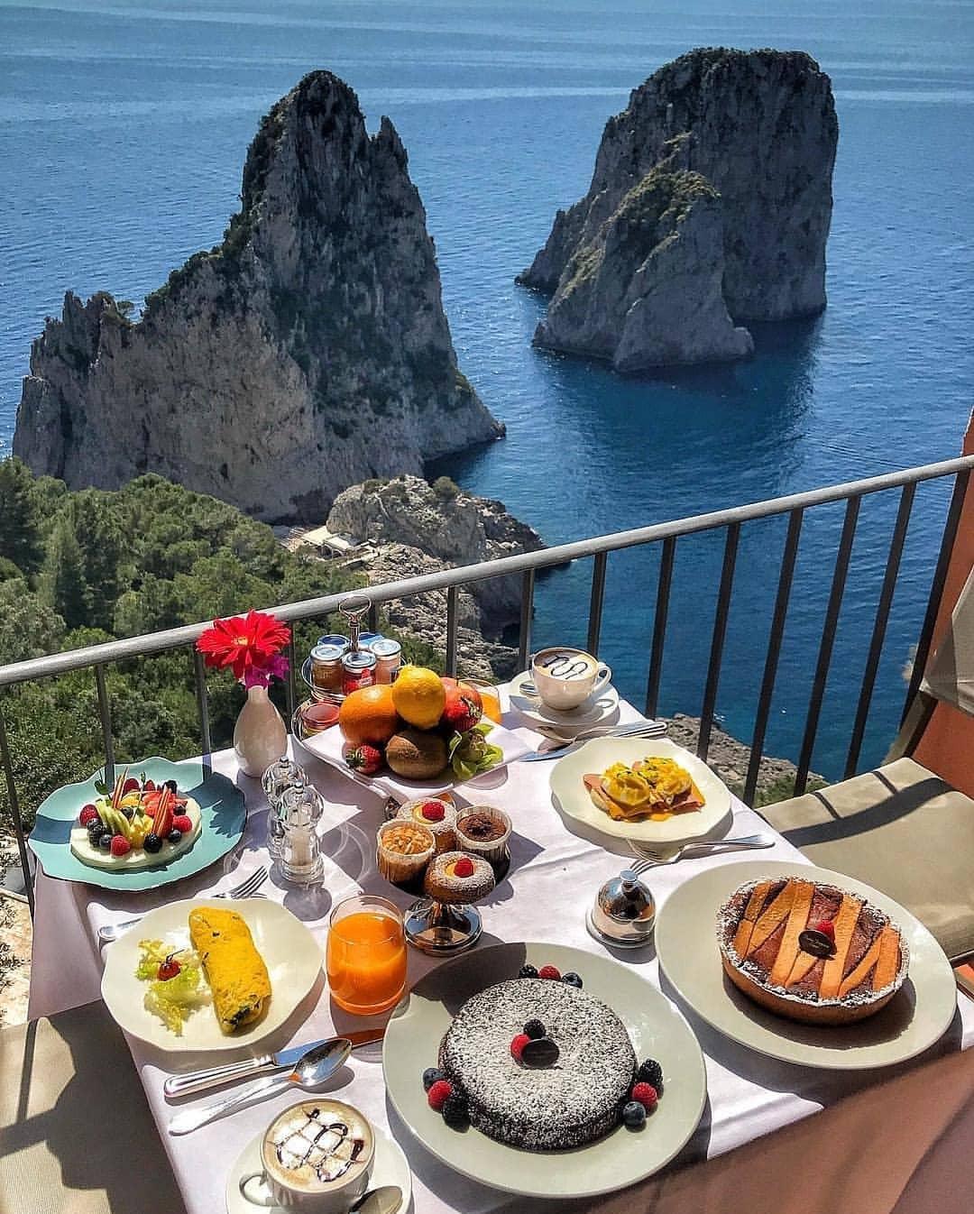 Luxury travel around the world