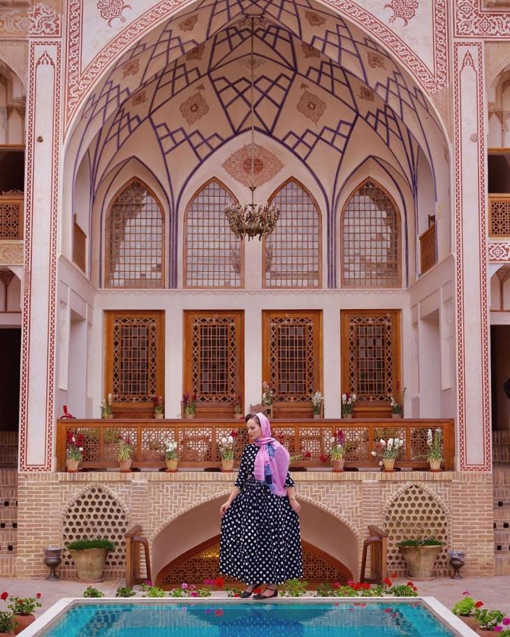 Bosnian Blogger in Iran