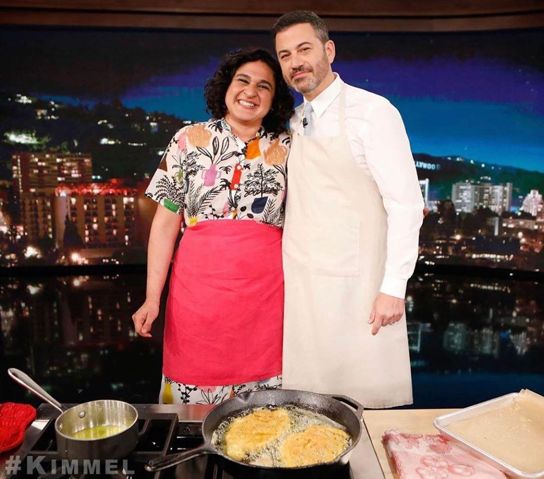 Iranian American chef Samin Nosrat