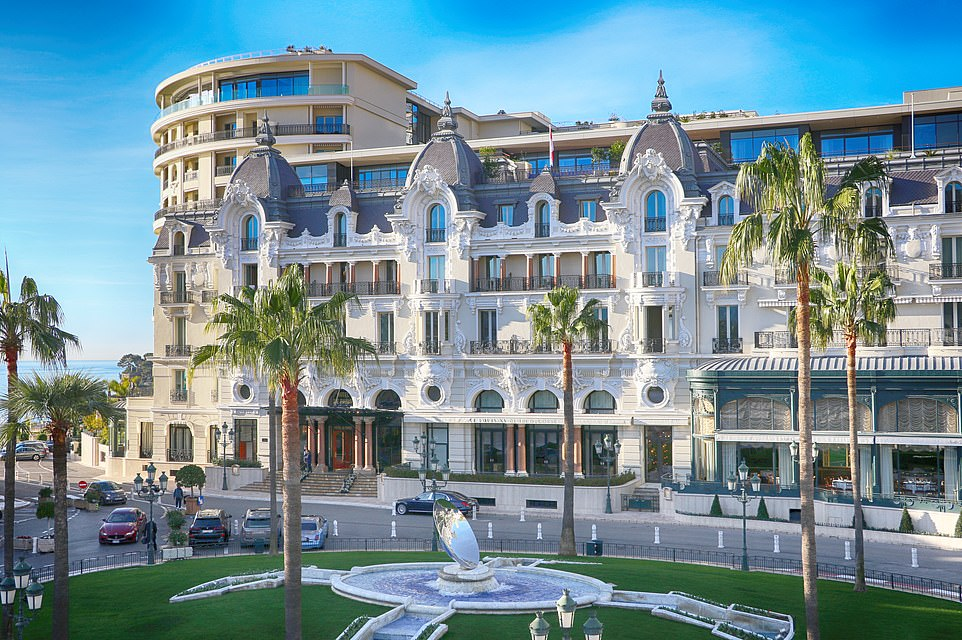 The most breathtaking hotel in Monaco