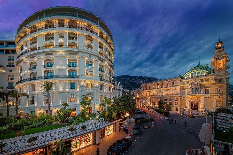 The most breathtaking hotel in Monaco