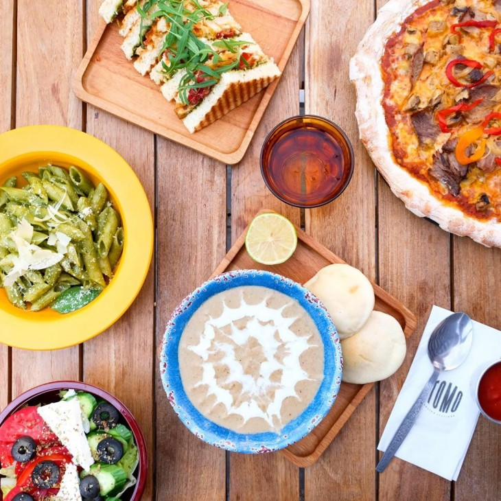 Tomo Cucina a brilliant Italian restaurant in Tehran
