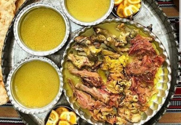 Unusual foods you must try in Iran