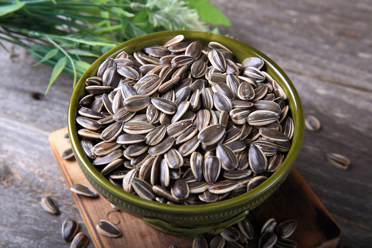 Best natural sources of Vitamin E