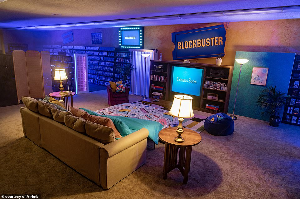 World's last remaining Blockbuster is being listed on Airbnb