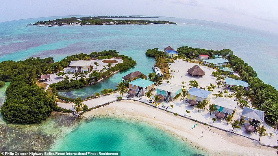 Stunning private island resort on the market for $4.5million