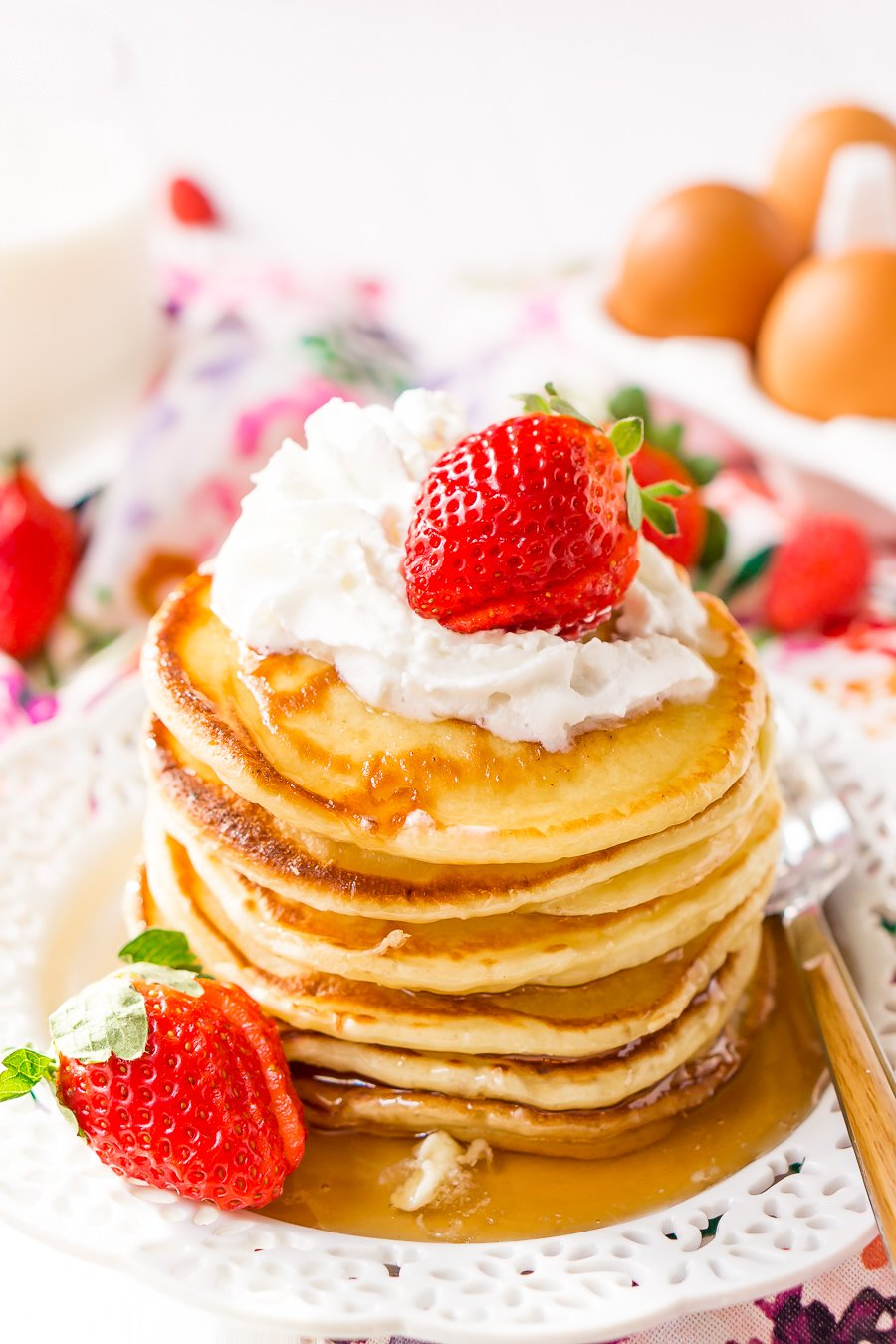 Delicious Pancake Toppings for the Best Breakfast