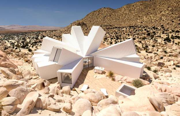 Crazy looking homes around the world