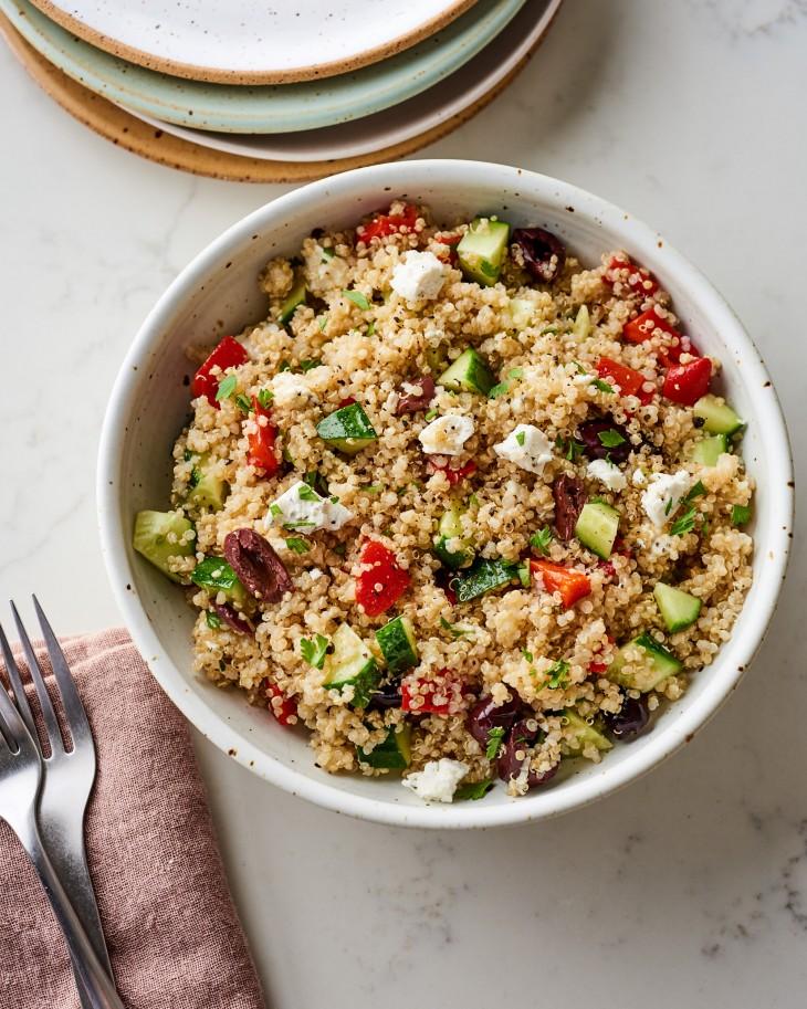 Great vegan high-protein foods