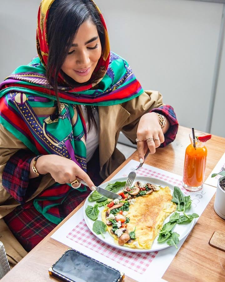 Rocca Lounge in Tehran