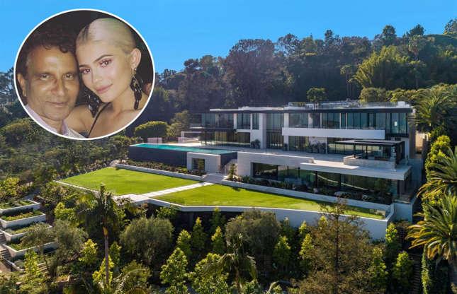 Kardashians cosmetic surgeons $99million glass palace